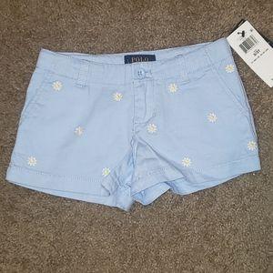Toddler girls summer shorts